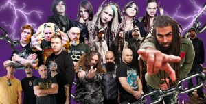 A Glimpse Of Metal Music In This Planet